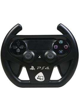 4Gamers Compact Racing Wheel For PS4